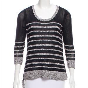 Rag & Bone Light Weight Stripe Sweater